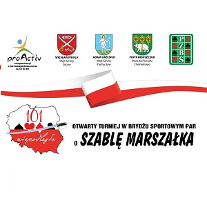 Otwarty Turniej Brydża Sportowego Par