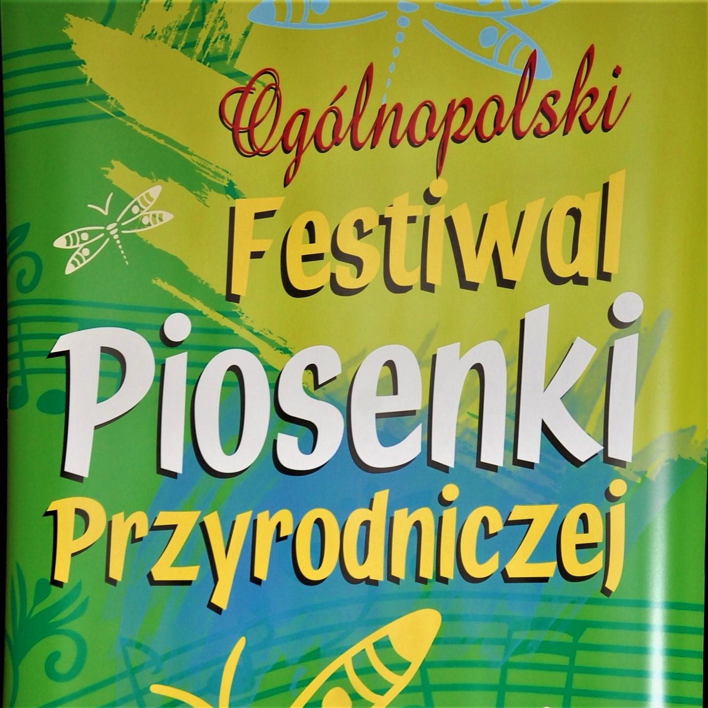 Najlepsi na Ogólnopolskim Festiwalu Piosenki Przyrodnicznej!