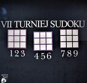 Międzyszkolny Turniej Sudoku 2019