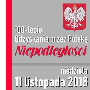 Obchody 100. rocznicy Odzyskania Niepodległości