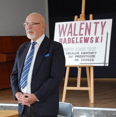 Wernisaż wystawy malarstwa Walentego Bąbelewskiego