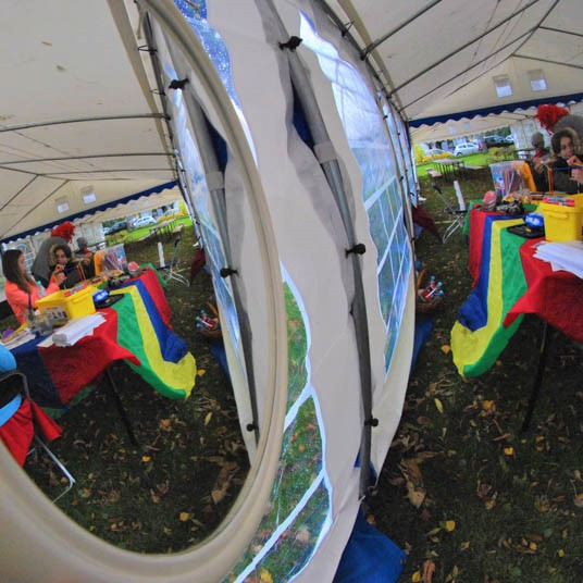 Festyn Rodzinnyn w Puchaczowie