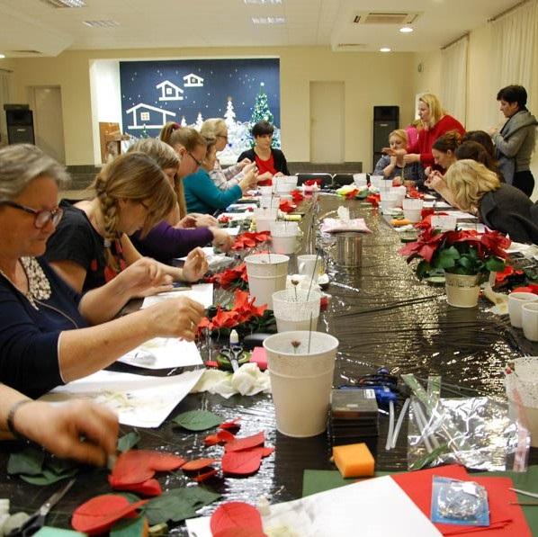 Okiem kobiety: Warsztaty świąteczne