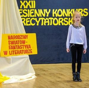 XXII Jesienny Konkurs Recytatorski – eliminacje gminne