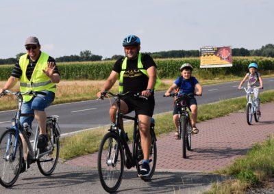 Relacja z rajdu rowerowego nad Piaseczno