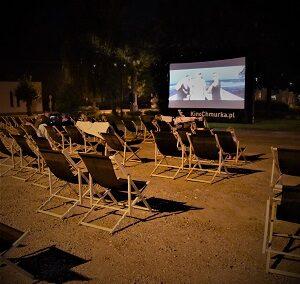 Kino plenerowe na zakończenie wakacji