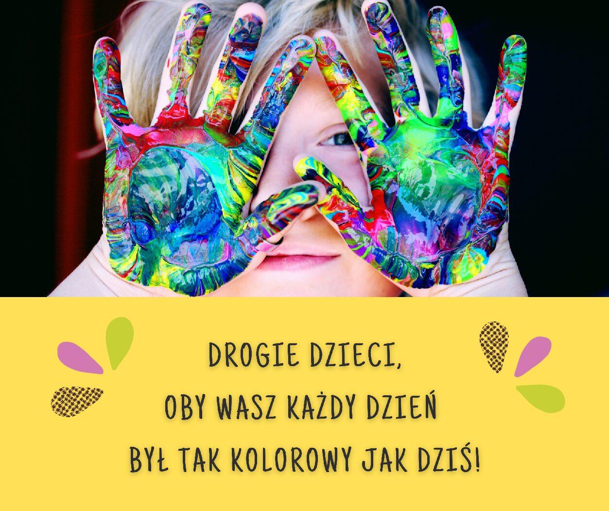 Najlepsze życzenia Dzieciaki!